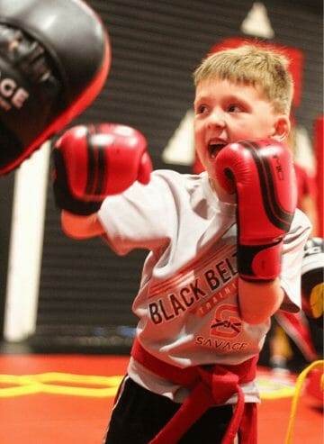 savage martial arts childrens classes in county antrim